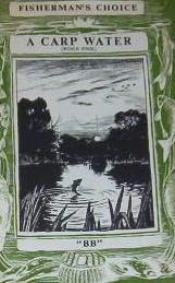 book cover of A Carp Water (Wood Pool)