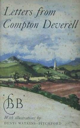 book cover of Letters from Compton Deverell