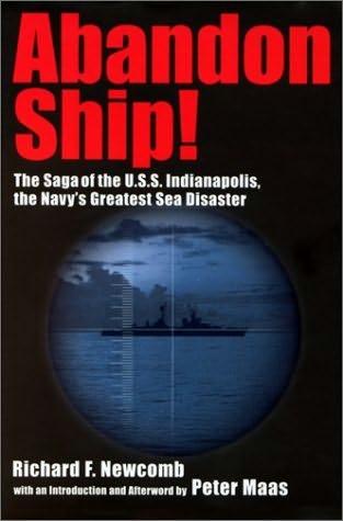 book cover of Abandon Ship!