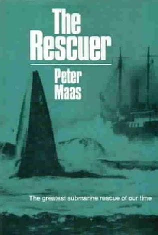 book cover of The Rescuer