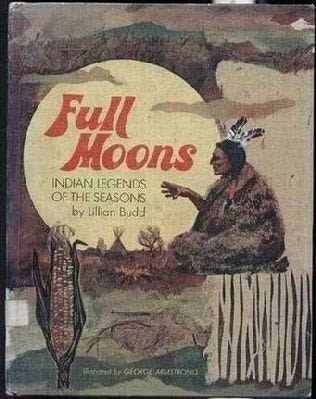 book cover of Full Moons