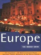 book cover of Europe