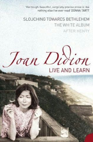 "joan didion sentimental journeys essay By joan didion there's no other storyteller like joan didion essays on her own: didion after her editor and ""sentimental journeys""."