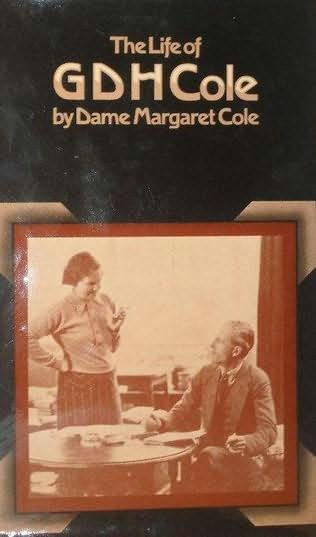 book cover of The Life of G.D.H.Cole