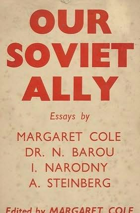 book cover of Our Soviet Ally