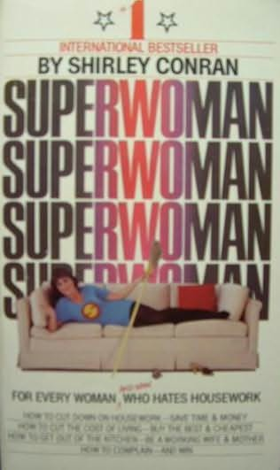 book cover of Superwoman
