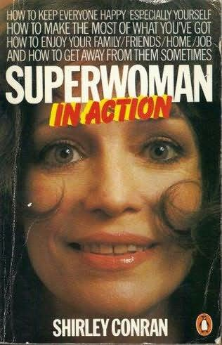 book cover of Superwoman in Action