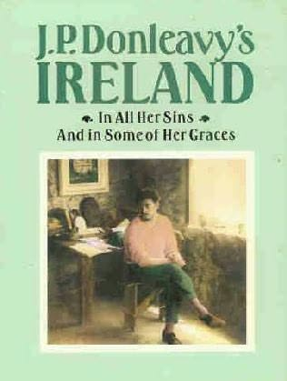 book cover of J.P. Donleavy\'s Ireland