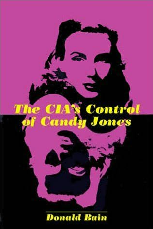 book cover of The CIA\'s Control of Candy Jones
