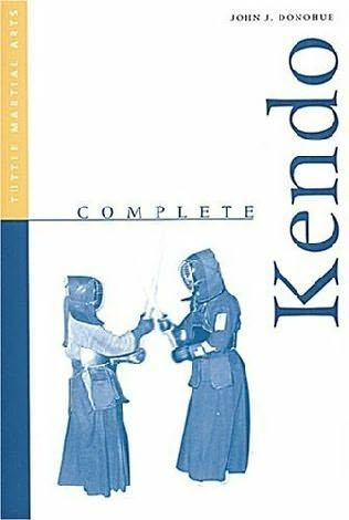 book cover of Complete Kendo