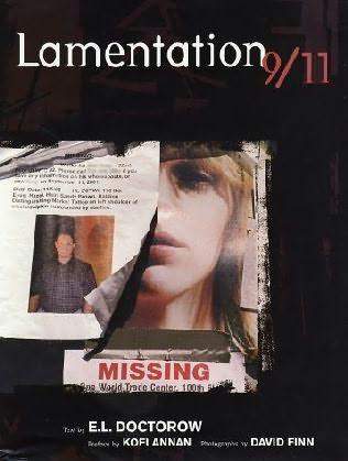 book cover of Lamentation: 9/11