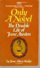 book cover of The Double Life of Jane Austen