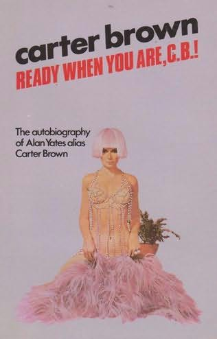 book cover of Ready When You Are, C.B.!