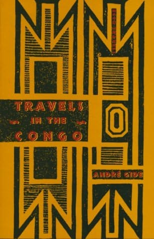 book cover of Travels in the Congo
