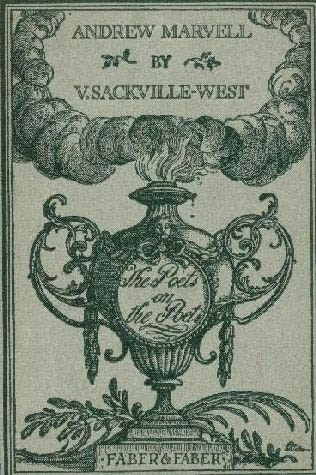 book cover of Andrew Marvell