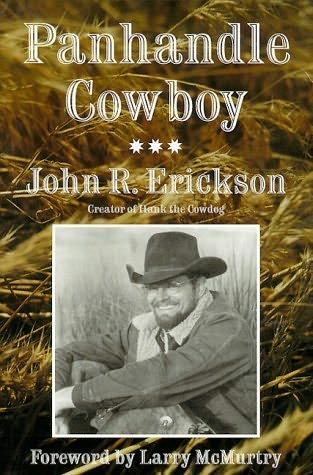 book cover of Panhandle Cowboy