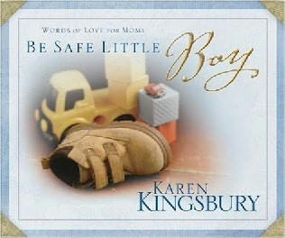 book cover of Be Safe Little Boy