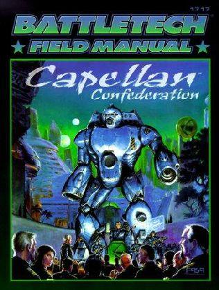 book cover of Capellan Confederation
