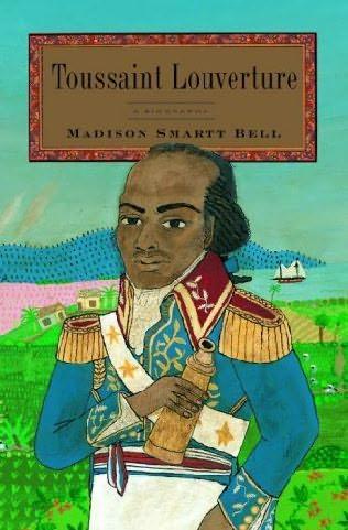 book cover of Toussaint Louverture