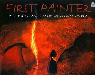 book cover of First Painter
