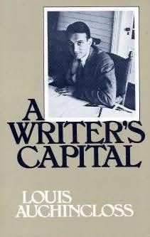 book cover of A Writer\'s Capital
