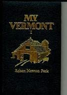book cover of My Vermont I