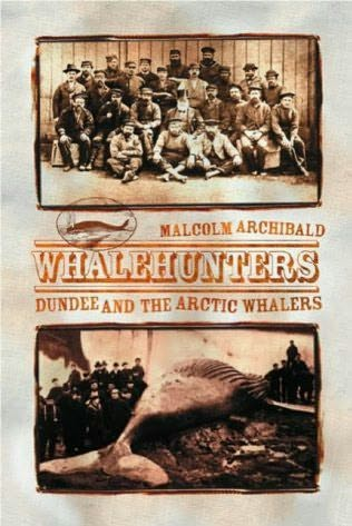 book cover of Whalehunters