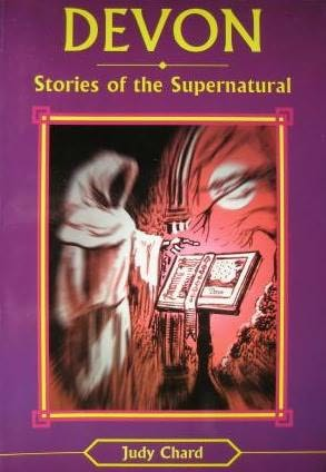book cover of Devon Stories of the Supernatural