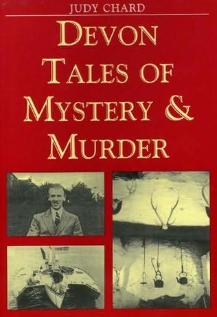 book cover of Devon Tales of Mystery and Murder