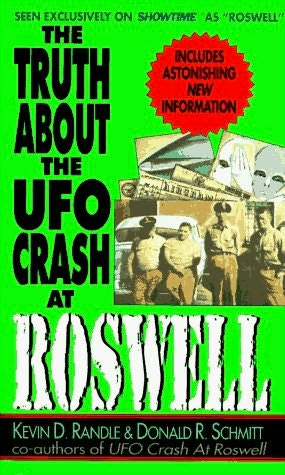 the roswell incident fact of fiction The roswell incident: how 'ufo sighting' sparked 70 years of conspiracy theories.
