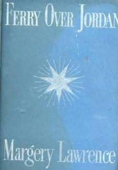 book cover of Ferry Over Jordan