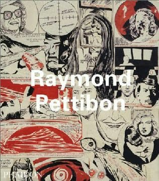 book cover of Raymond Pettibon