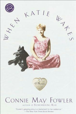 book cover of When Katie Wakes