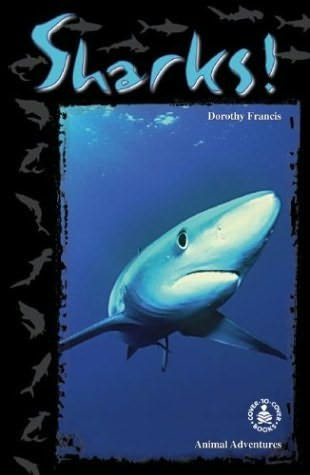 book cover of Sharks!