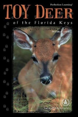 book cover of Toy Deer of the Florida Keys