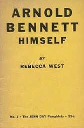 book cover of Arnold Bennett Himself