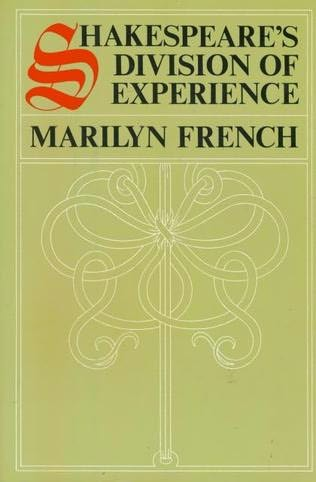 book cover of Shakespeare\'s Division of Experience