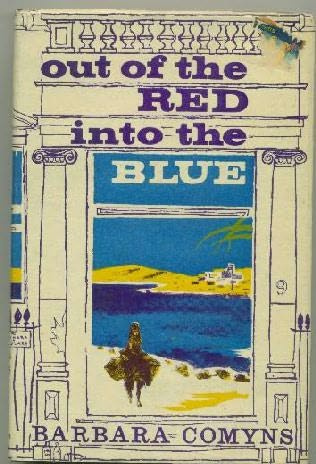 book cover of Out of the Red, Into the Blue