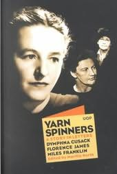 book cover of Yarn Spinners