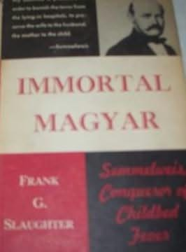 book cover of Immortal Magyar