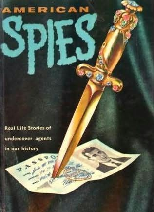 book cover of American Spies