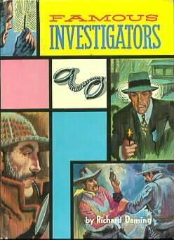 book cover of Famous Investigators