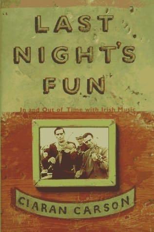 book cover of Last Night\'s Fun