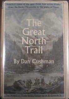 book cover of The Great North Trail