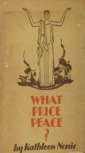 book cover of What Price Peace?