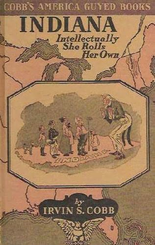 book cover of Indiana