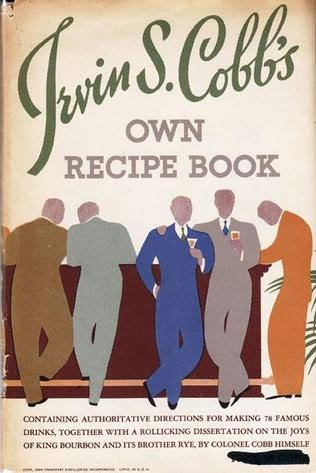 book cover of Irvin S. Cobb\'s Own Recipe Book