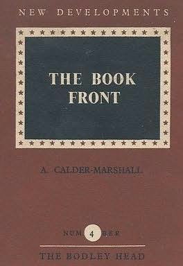 book cover of The Book Front
