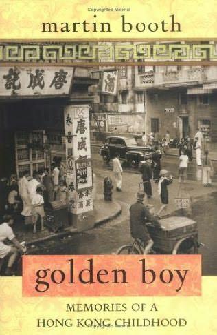 book cover of Golden Boy