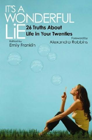 book cover of It\'s a Wonderful Lie